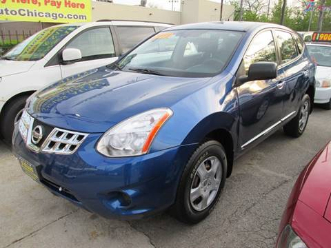 2011 Nissan Rogue for sale at 5 Stars Auto Service and Sales in Chicago IL
