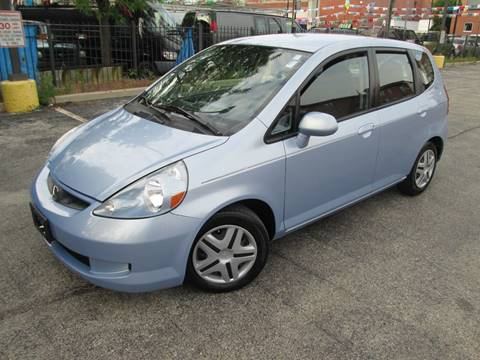 2008 Honda Fit for sale at 5 Stars Auto Service and Sales in Chicago IL