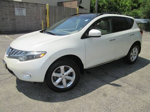 2009 Nissan Murano for sale at 5 Stars Auto Service and Sales in Chicago IL