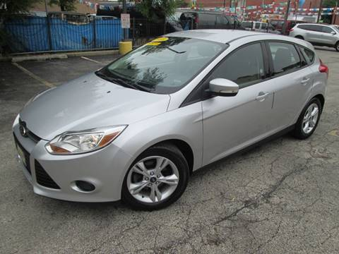 2013 Ford Focus for sale at 5 Stars Auto Service and Sales in Chicago IL