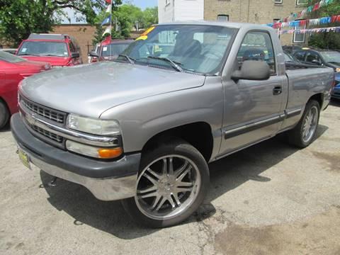 1999 Chevrolet Silverado 1500 for sale at 5 Stars Auto Service and Sales in Chicago IL