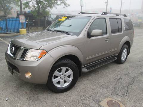 2009 Nissan Pathfinder for sale at 5 Stars Auto Service and Sales in Chicago IL