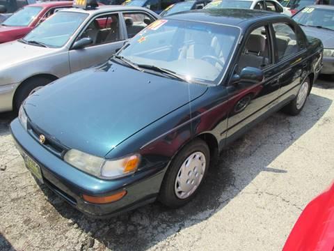 1997 Toyota Corolla for sale at 5 Stars Auto Service and Sales in Chicago IL