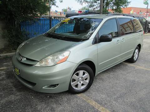 2006 Toyota Sienna for sale at 5 Stars Auto Service and Sales in Chicago IL