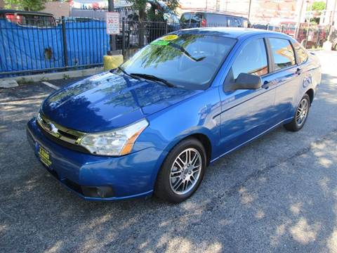 2010 Ford Focus for sale at 5 Stars Auto Service and Sales in Chicago IL