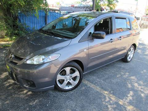 2007 Mazda MAZDA5 for sale at 5 Stars Auto Service and Sales in Chicago IL