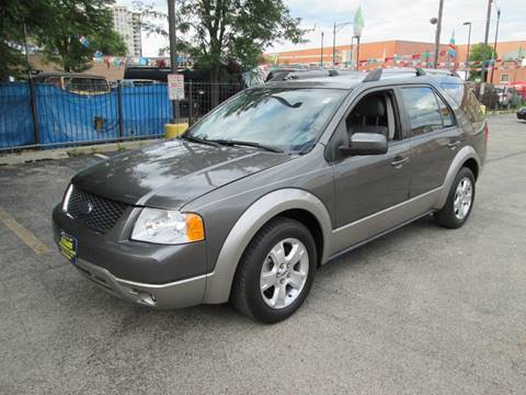 2006 Ford Freestyle for sale at 5 Stars Auto Service and Sales in Chicago IL