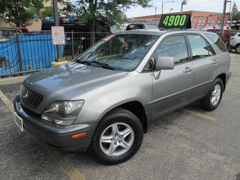 2000 Lexus RX 300 for sale at 5 Stars Auto Service and Sales in Chicago IL