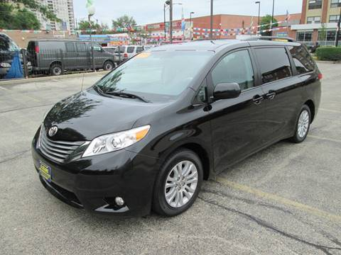 2011 Toyota Sienna for sale at 5 Stars Auto Service and Sales in Chicago IL