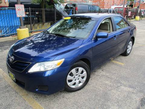 2010 Toyota Camry for sale at 5 Stars Auto Service and Sales in Chicago IL