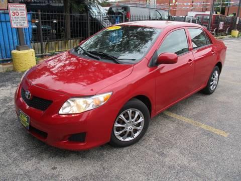 2009 Toyota Corolla for sale at 5 Stars Auto Service and Sales in Chicago IL