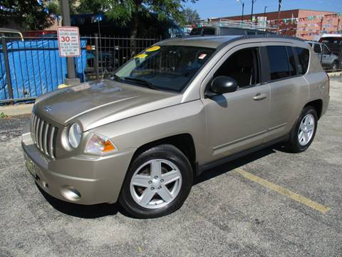 2010 Jeep Compass for sale at 5 Stars Auto Service and Sales in Chicago IL