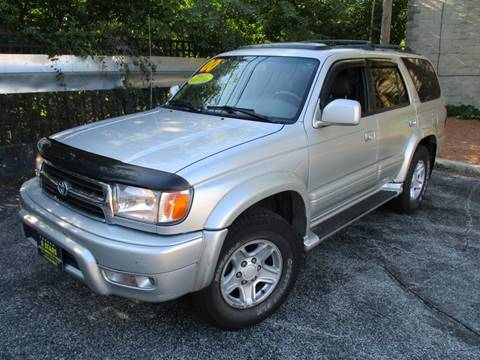 2000 Toyota 4Runner for sale at 5 Stars Auto Service and Sales in Chicago IL