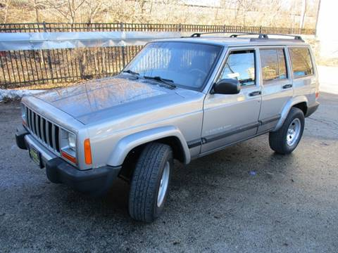 2001 Jeep Cherokee for sale in Chicago, IL