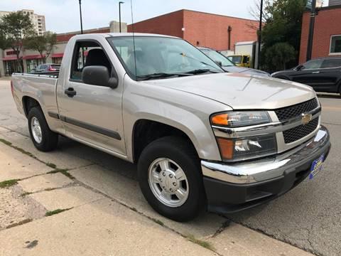 2006 Chevrolet Colorado for sale at 5 Stars Auto Service and Sales in Chicago IL