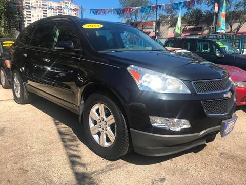 2011 Chevrolet Traverse for sale at 5 Stars Auto Service and Sales in Chicago IL