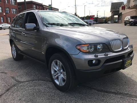 2004 BMW X5 for sale at 5 Stars Auto Service and Sales in Chicago IL