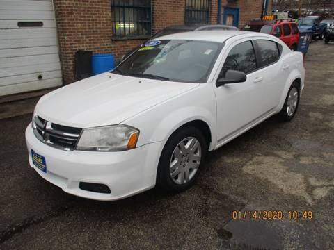 2011 Dodge Avenger for sale at 5 Stars Auto Service and Sales in Chicago IL
