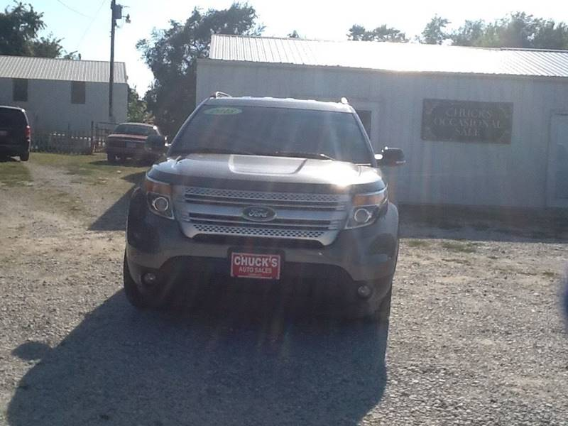 2013 Ford Explorer XLT 4dr SUV - Lowry City MO