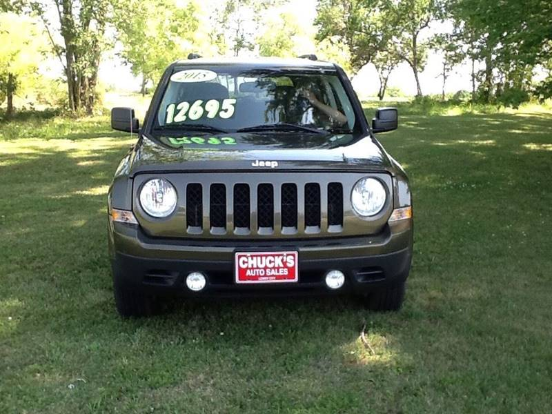 2015 Jeep Patriot 4x4 Latitude 4dr SUV - Lowry City MO