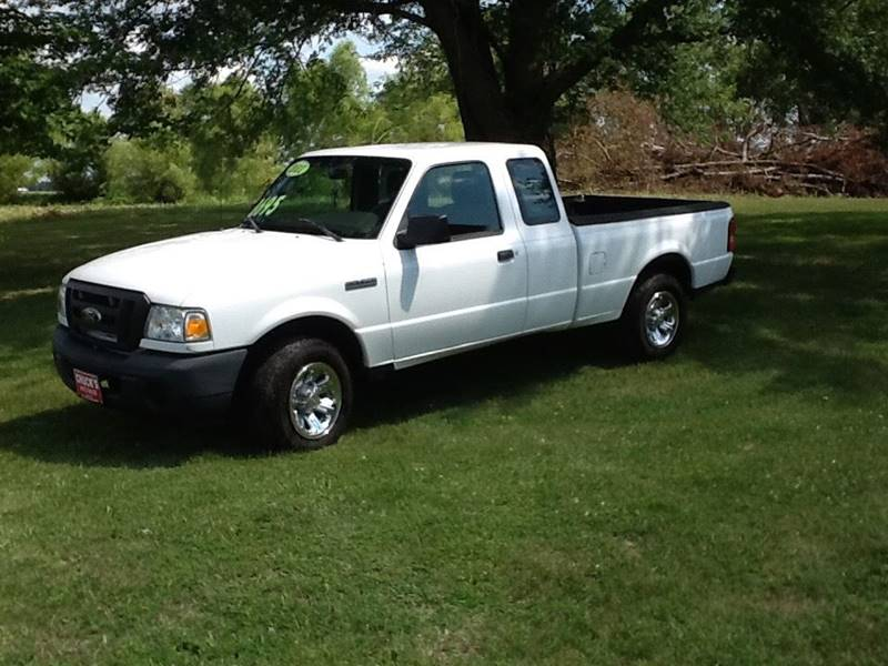 2011 Ford Ranger 4x2 XL 2dr SuperCab - Lowry City MO