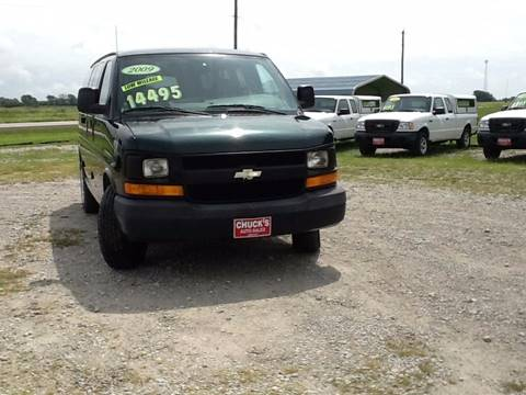2009 Chevrolet Express Passenger for sale in Lowry City, MO