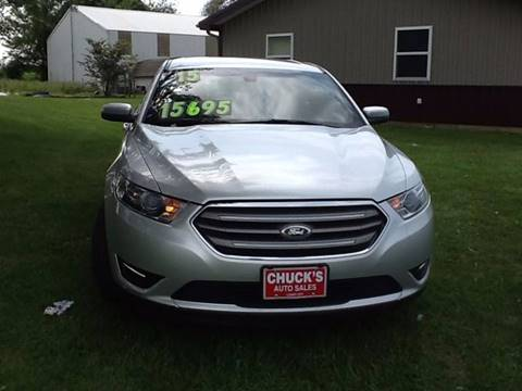 2015 Ford Taurus for sale in Lowry City, MO