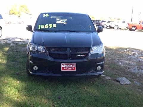 2016 Dodge Grand Caravan for sale in Lowry City, MO
