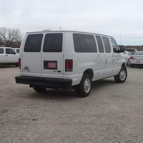 2013 Ford E-Series Wagon E-150 XL 3dr Passenger Van - Lowry City MO