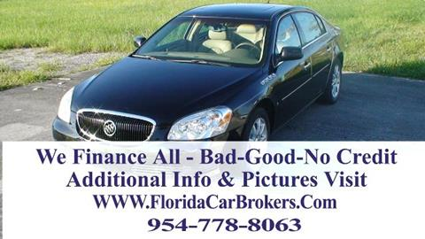 2006 Buick Lucerne for sale in Margate, FL