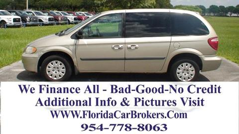 2006 Chrysler Town and Country for sale in Margate, FL