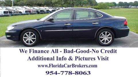 2007 Buick LaCrosse for sale in Margate, FL