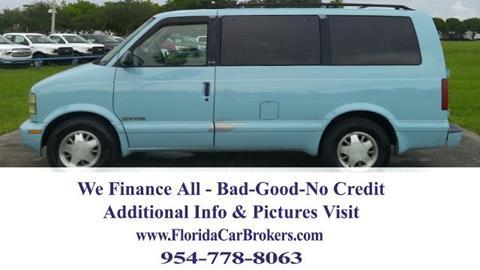 1997 GMC Safari for sale in Margate, FL
