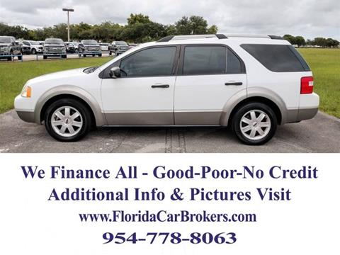 2006 Ford Freestyle for sale in Margate, FL