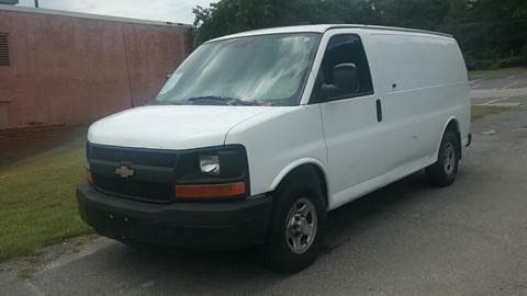 2007 Chevrolet Express Cargo for sale in Durham, NC