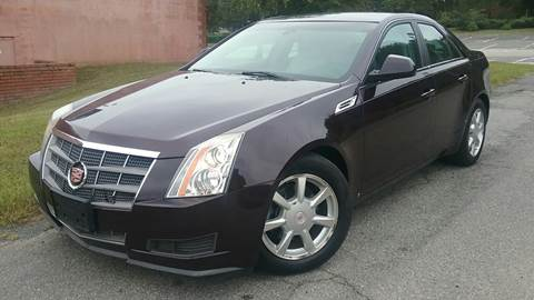 2009 Cadillac CTS for sale in Durham, NC