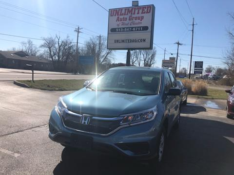 2015 Honda CR-V for sale in West Chester, OH