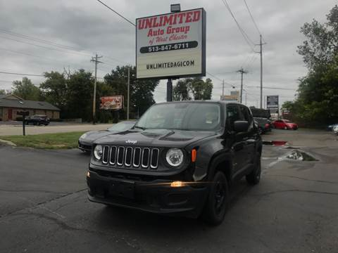 2017 Jeep Renegade for sale in West Chester, OH