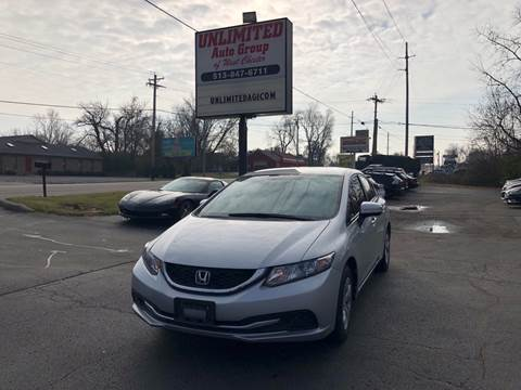 2015 Honda Civic for sale in West Chester, OH