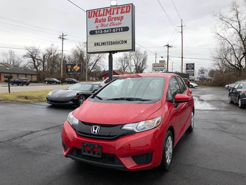 2016 Honda Fit for sale in West Chester, OH