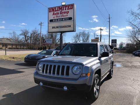 2016 Jeep Patriot for sale in West Chester, OH