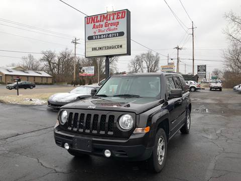 2014 Jeep Patriot for sale in West Chester, OH