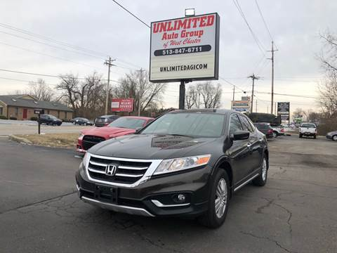 2013 Honda Crosstour for sale in West Chester, OH