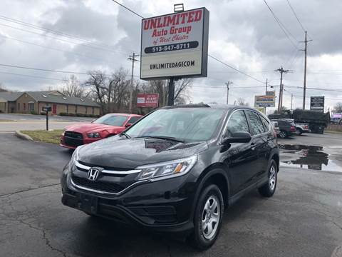 2016 Honda CR-V for sale in West Chester, OH