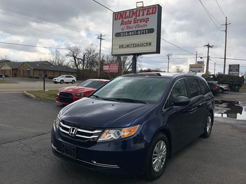 2016 Honda Odyssey for sale in West Chester, OH