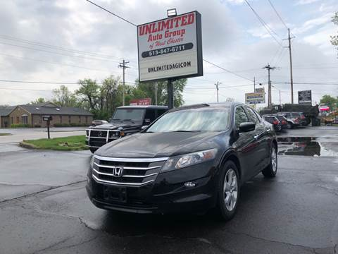 2012 Honda Crosstour for sale in West Chester, OH