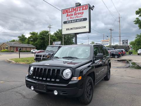 2017 Jeep Patriot for sale in West Chester, OH