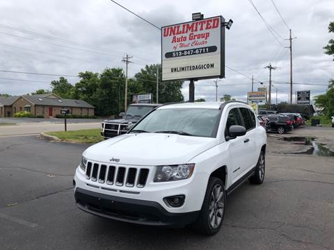 2016 Jeep Compass for sale in West Chester, OH