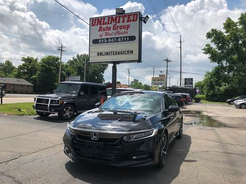 2018 Honda Accord for sale in West Chester, OH
