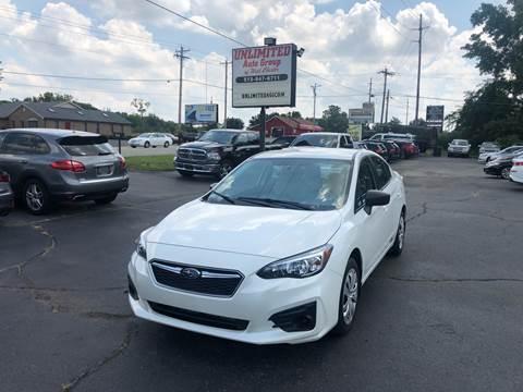 2017 Subaru Impreza for sale in West Chester, OH